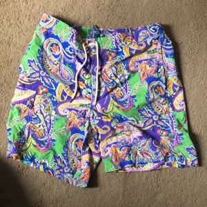 Polo Ralph Lauren swim trunks
